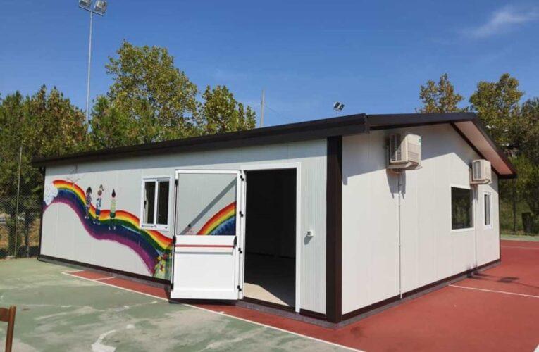 Archi: lunedì 21 settembre inaugurazione del nuovo asilo
