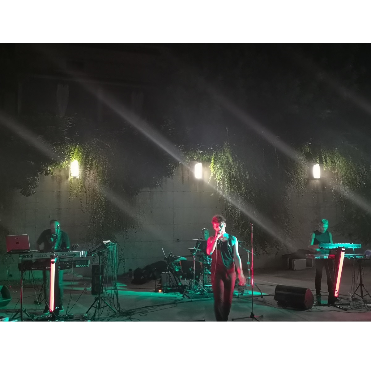 DeMode Depeche Mode Live Tribute Band foto