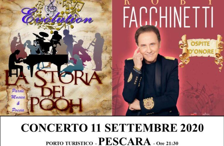 Evolution – La Storia dei Pooh a Pescara