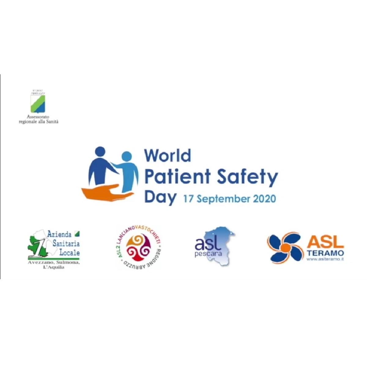 La Regione Abruzzo aderisce alla Giornata mondiale della sicurezza dei pazienti foto