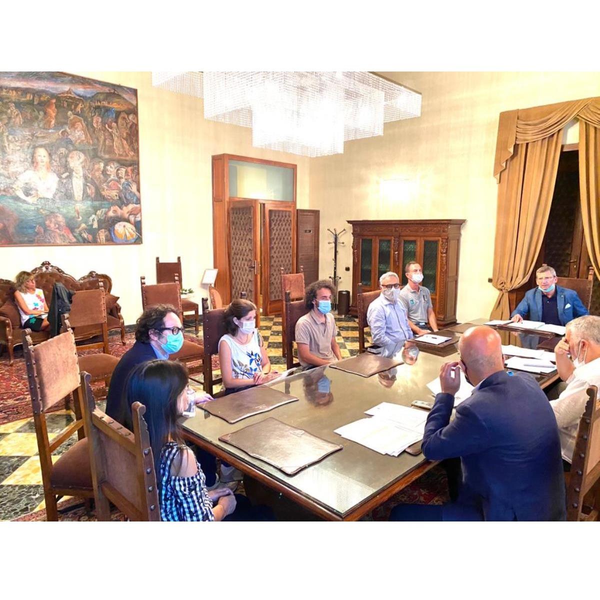 Pescara incontro per discutere del trasporto pubblico foto