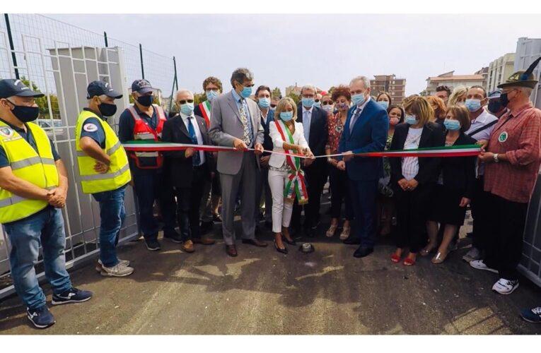 San Salvo: inaugurato e benedetto il nuovo Polo Scolastico