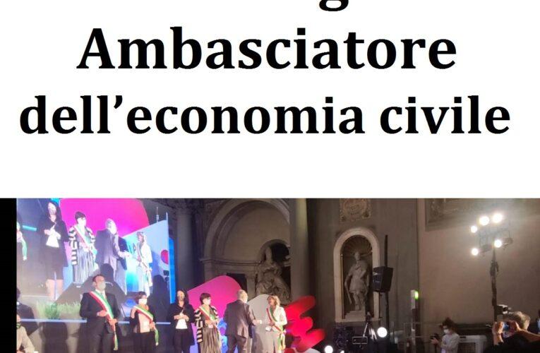 Tiziana Magnacca Ambasciatore dell'economia civile