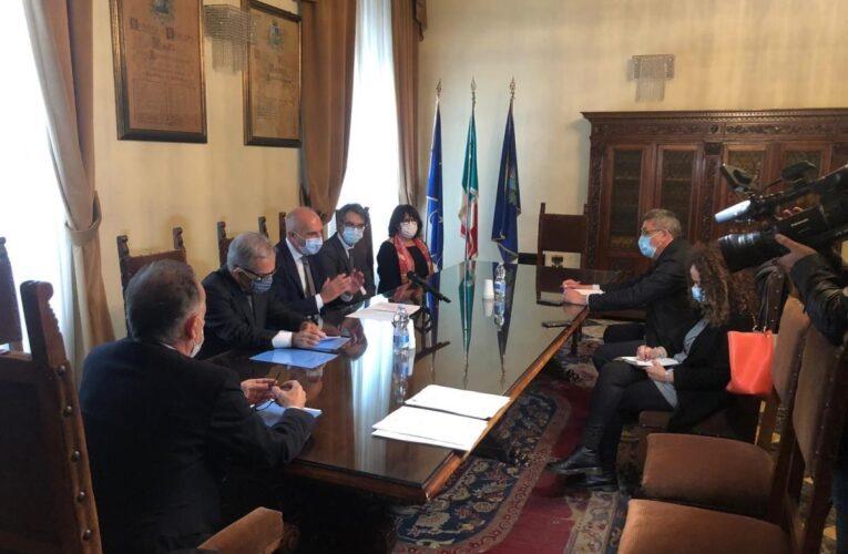 Accordo fra Camera di Commercio e Comune di Pescara