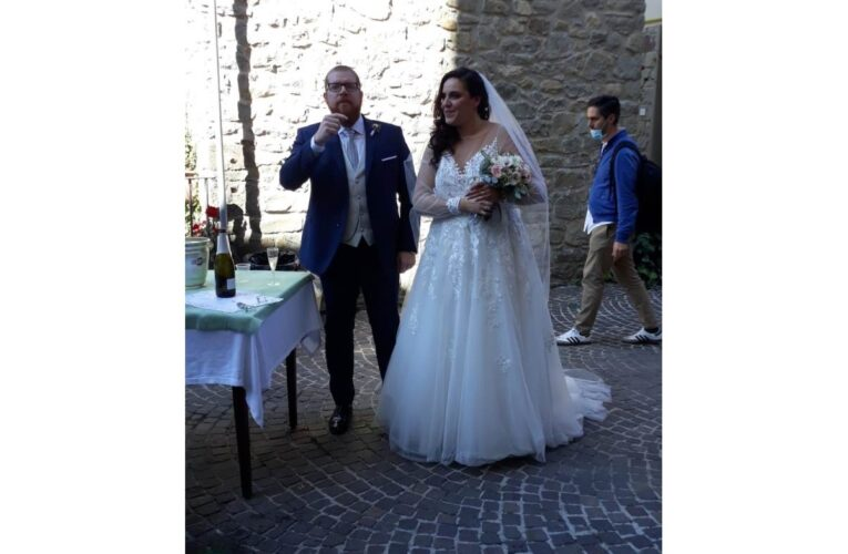 Celebrato dopo tanto tempo un matrimonio a Pietracamela
