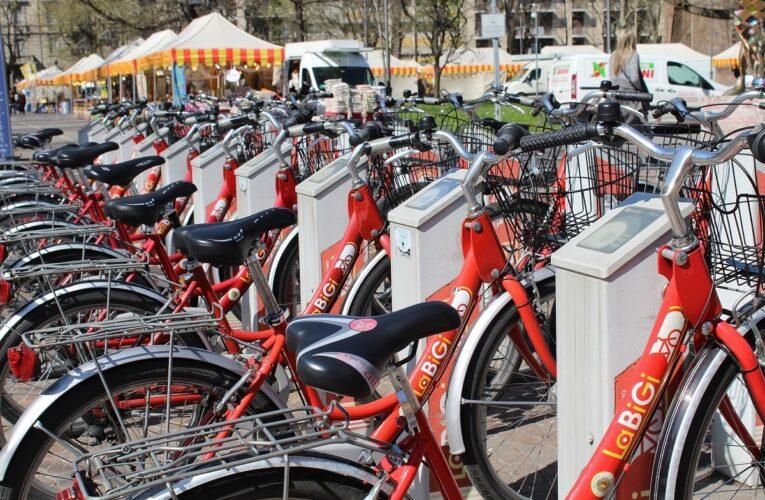 Comune di Pescara e il programma Bike sharing