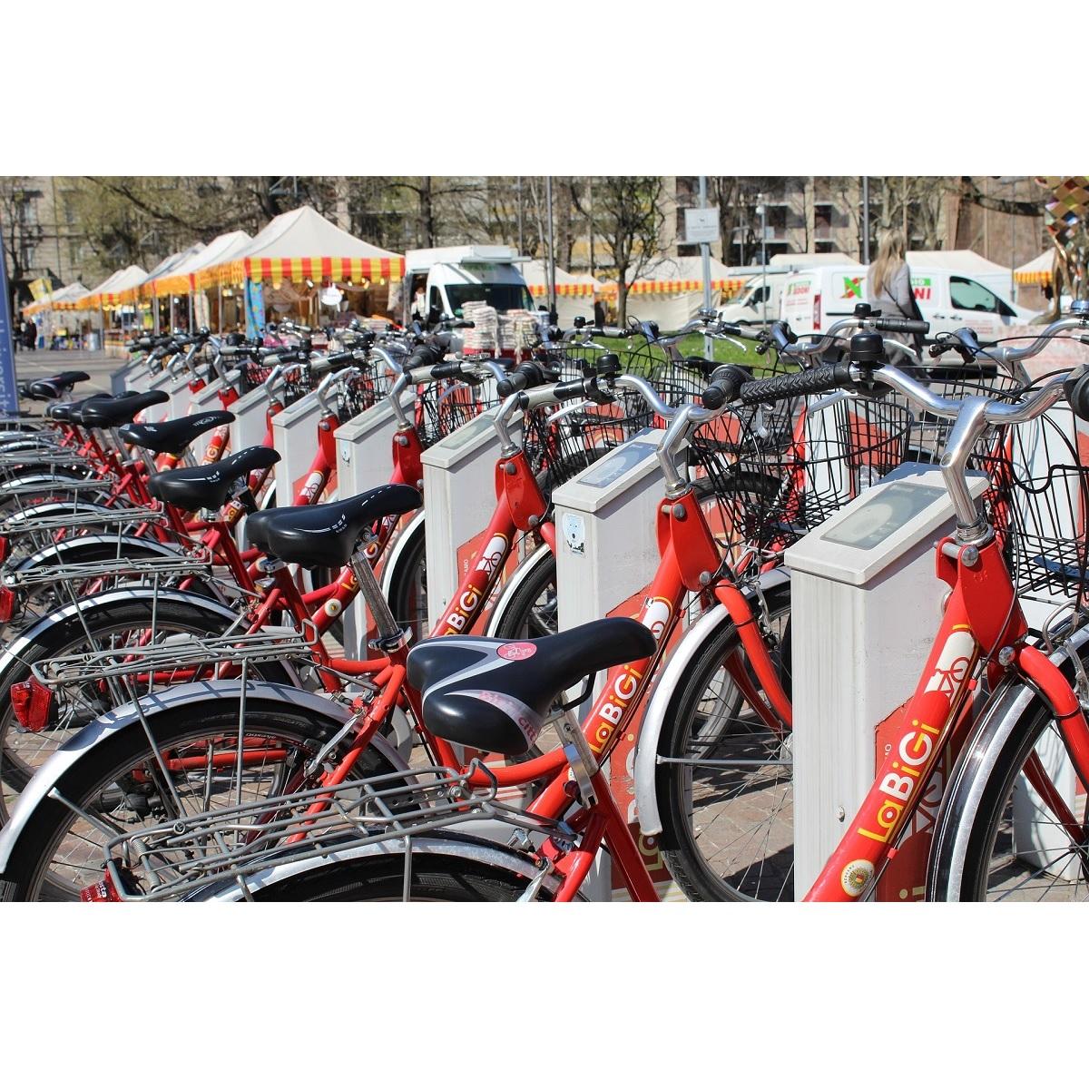 Comune di Pescara e il programma Bike sharing foto