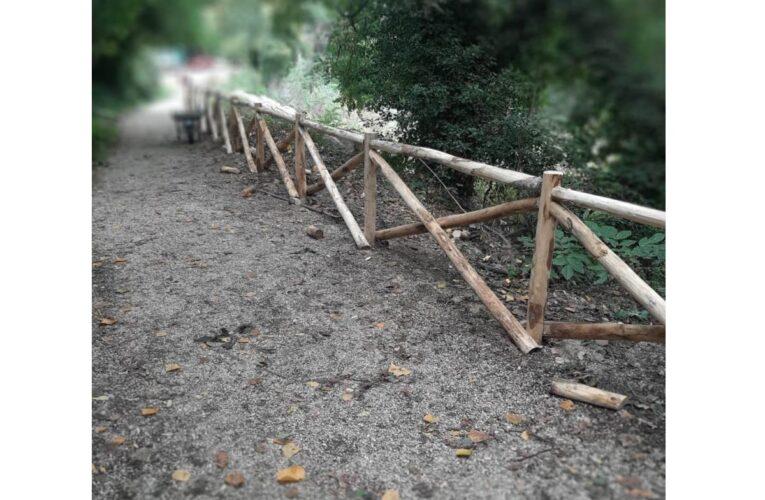 Teramo: lavori al Parco Fluviale del Tordino