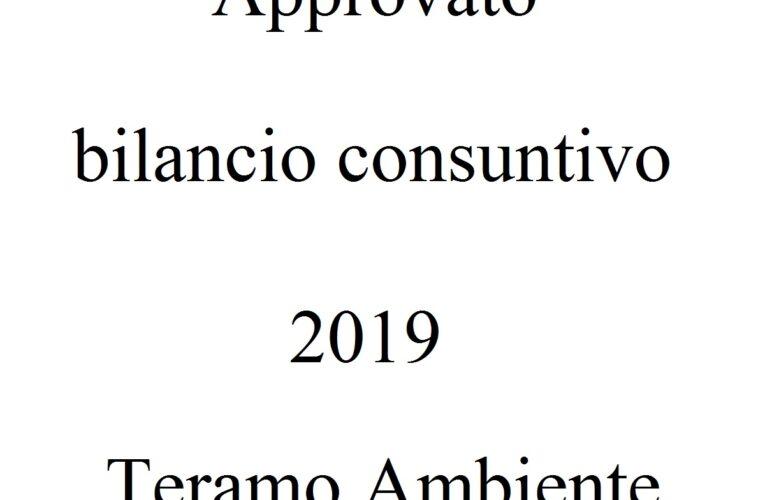 Approvato bilancio consuntivo 2019 Teramo Ambiente