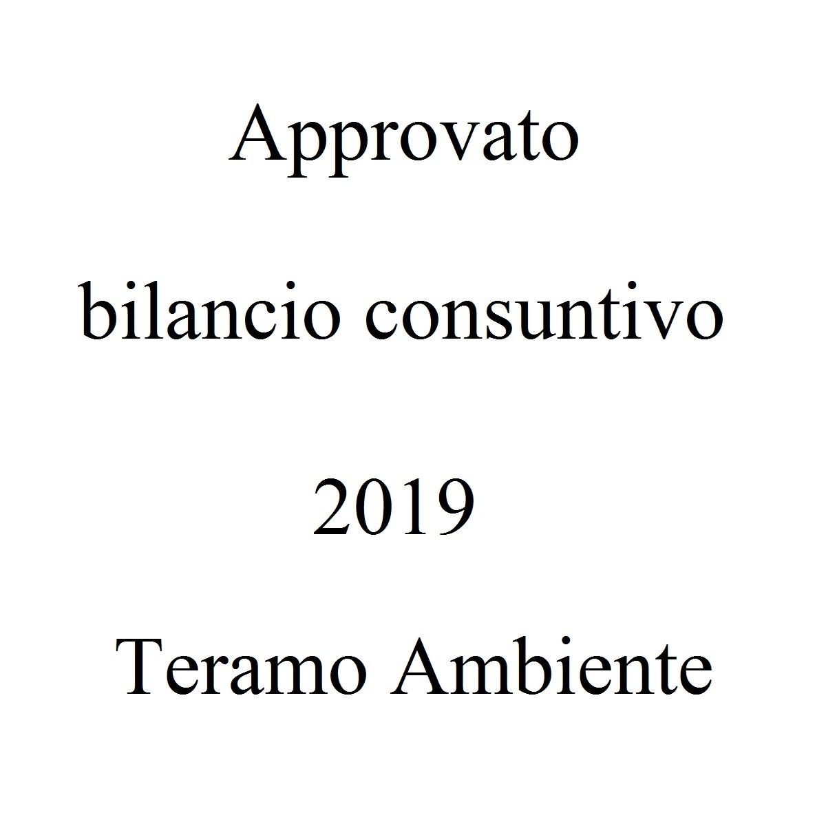Approvato bilancio consuntivo 2019 Teramo Ambiente foto