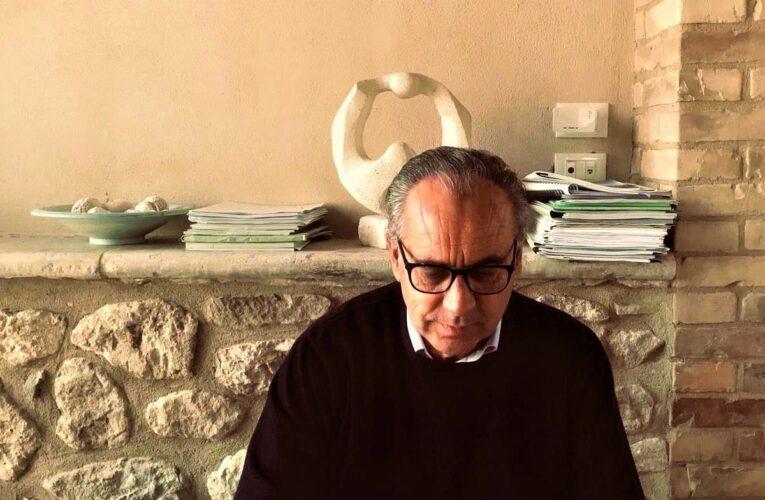 Giovanni Legnini: il tampone è risultato positivo