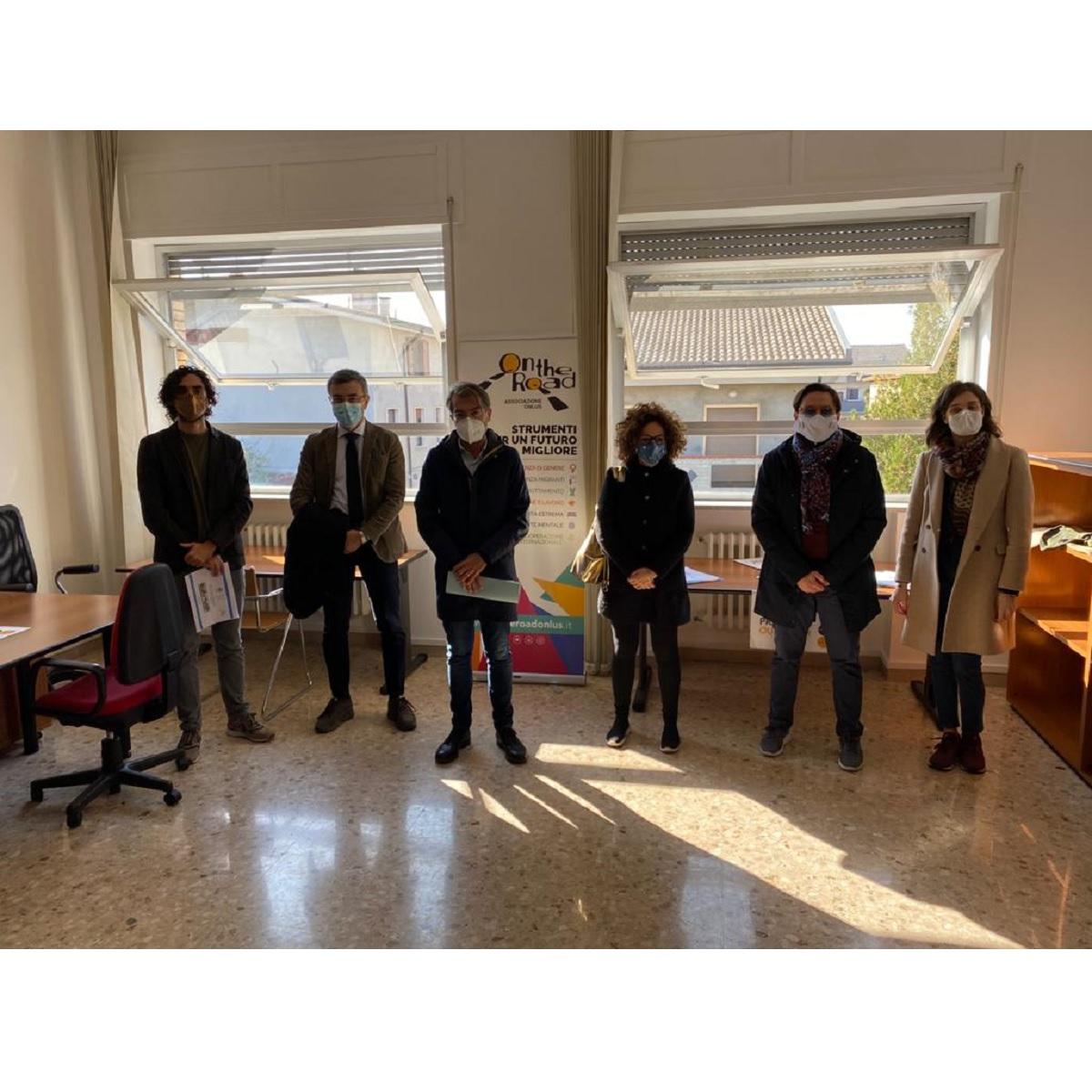 """Pescara: proseguono realizzazioni """"Bando delle periferie"""" foto"""