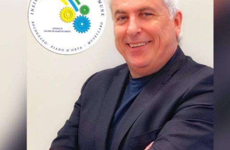 Guido Di Bartolomeo referente regionale Vigili del Fuoco