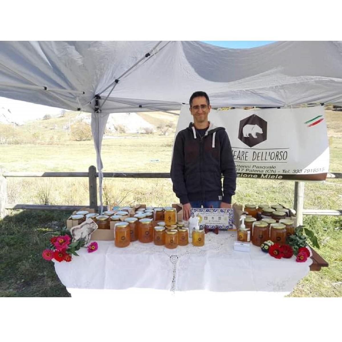 Intervista a Pasquale Rattenni apicoltore di Palena foto