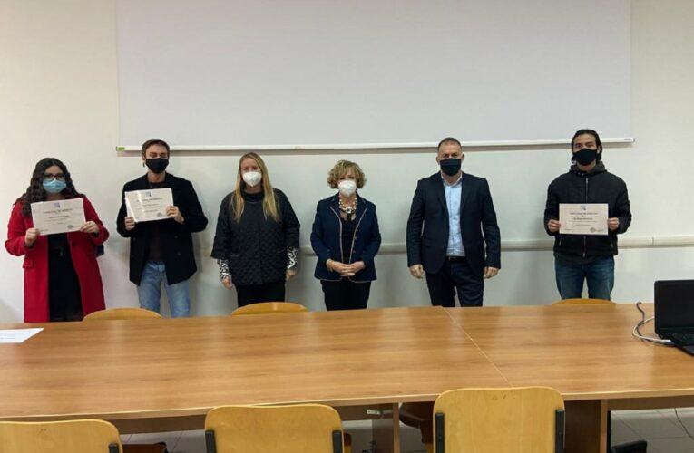 Premiati studenti meritevoli IIS Alessandrini Montesilvano