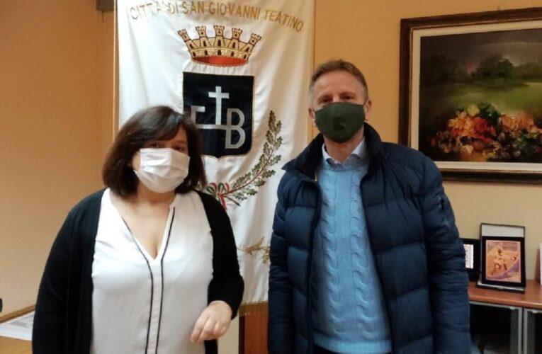 San Giovanni Teatino: azionedi monitoraggio aria
