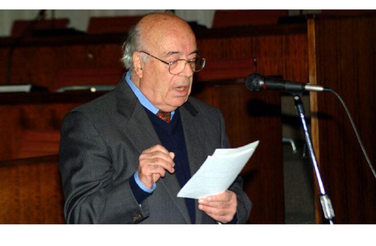 Morto il poeta Luigi Morgione: aveva 93 anni