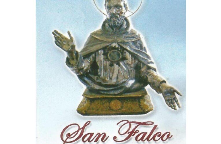 Palena celebra oggi 13 gennaio la morte di San Falco