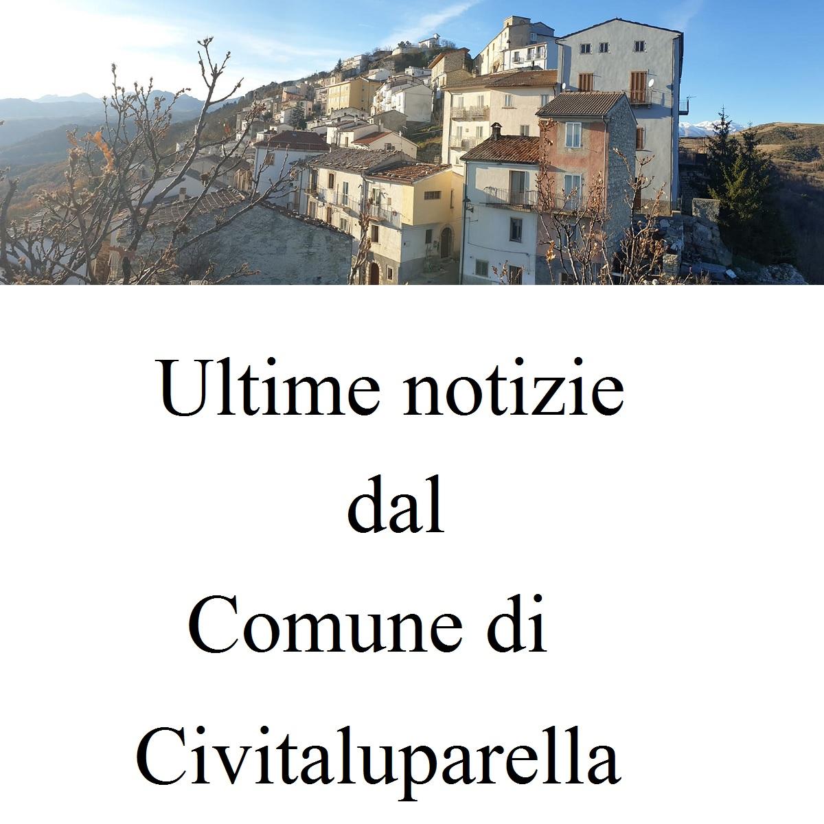 Ultime notizie dal Comune di Civitaluparella foto