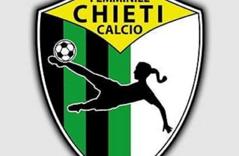 Il Chieti Calcio Femminile batte il Formello 5-2