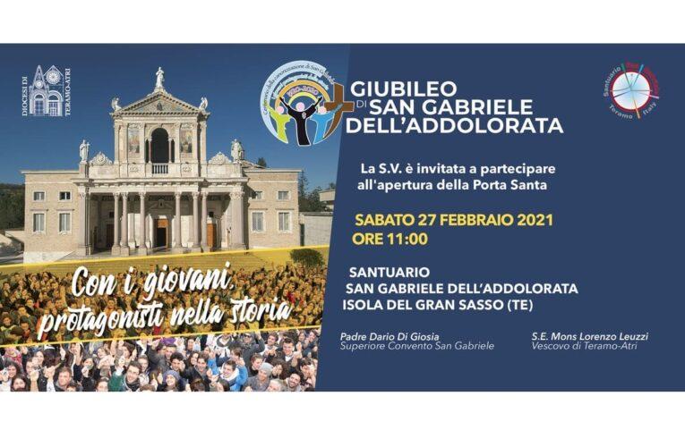 Isola del Gran Sasso proclama anno giubilare San Gabriele