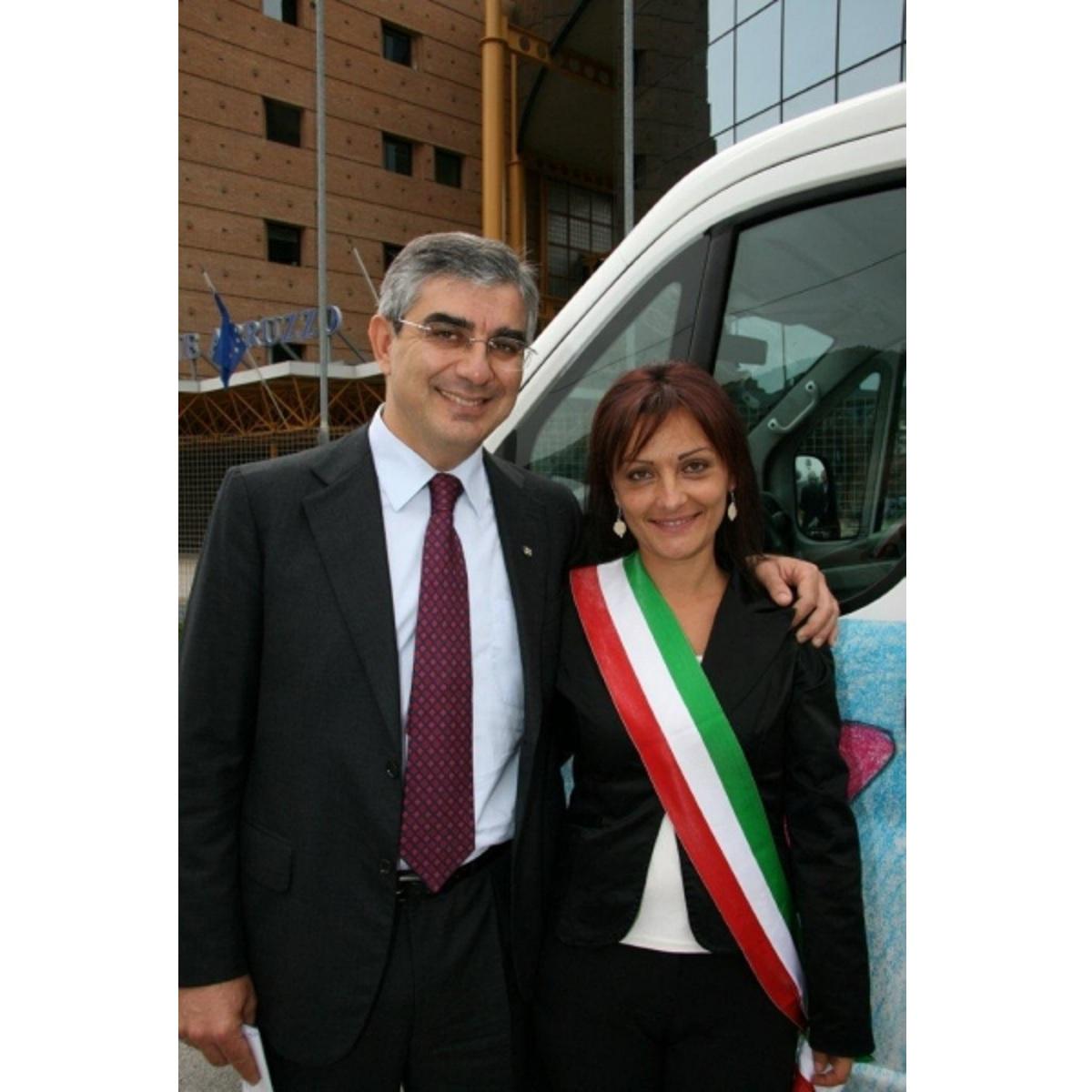 Lettopalena intervista al Sindaco dr.ssa Carolina De Vitis foto