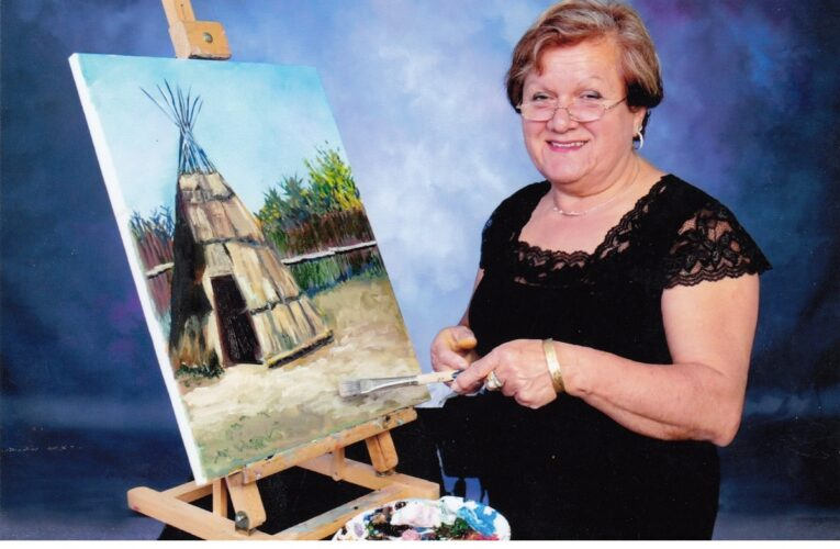 Lucia Paterra: da Palena al successo in Canada