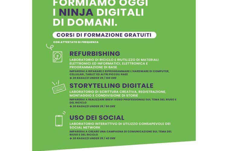 Pescara: partono corsi professionali (settore informatico)