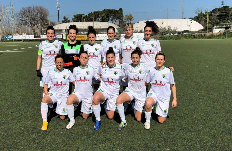 Goleada per il Chieti Calcio Femminile