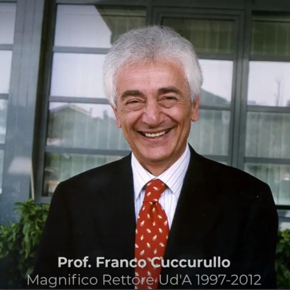 Morto a 77 anni Franco Cuccurullo foto