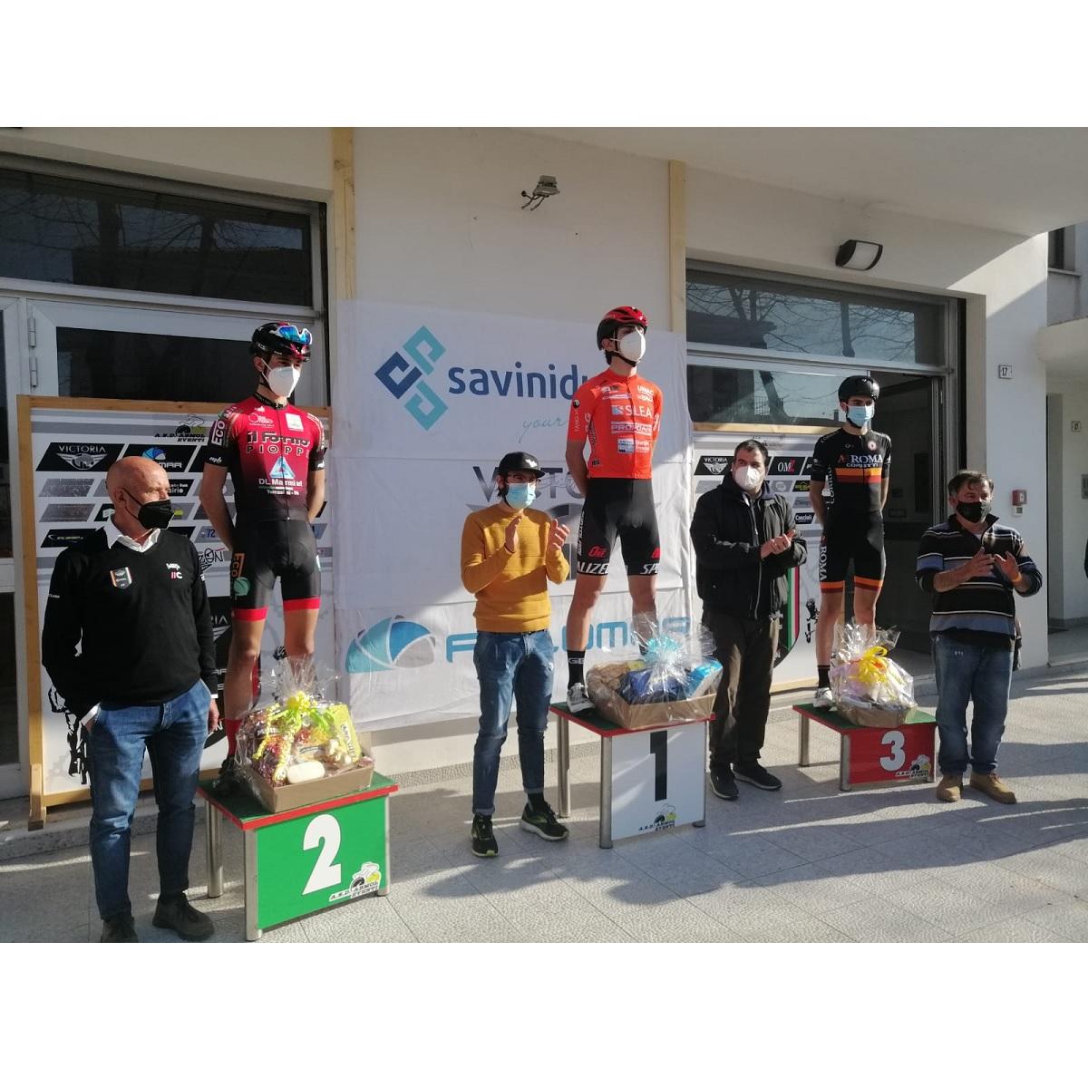 Ancarano risultati gare ciclistiche 28 marzo 2021 foto