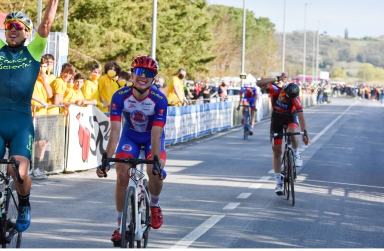Lorenzo Masciarelli terzo al Trofeo Cicli Saccarelli