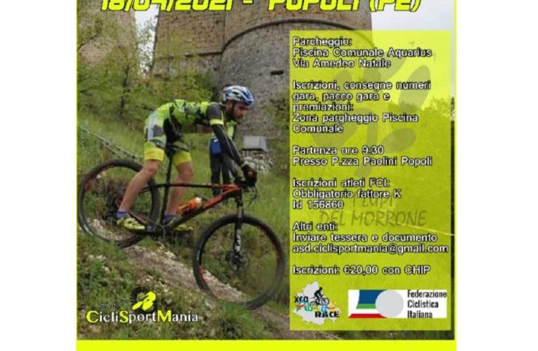 Popoli: sesta edizione del Trofeo Ciclisportmania