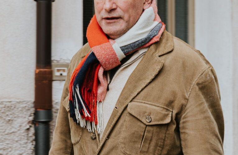 William Baldwin a Fallo: visita dell'attore, parole del sindaco