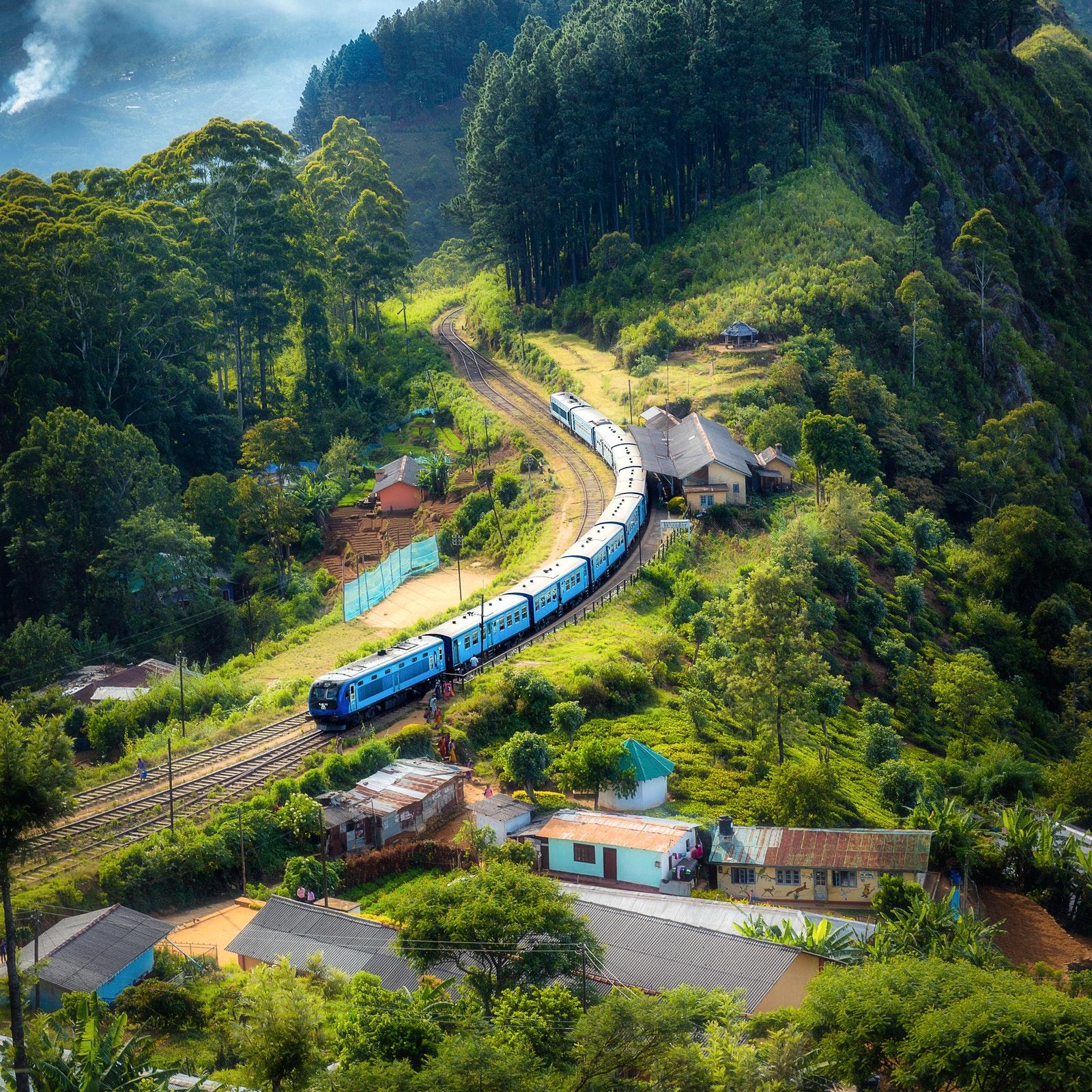 Treno mare e monti 2021