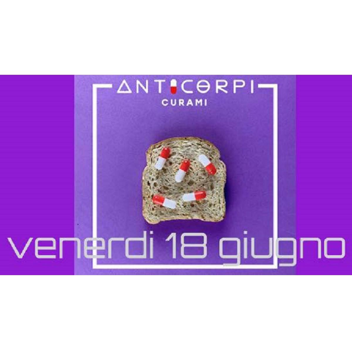 Anticorpi live ad Atri il 18 giugno 2021 foto
