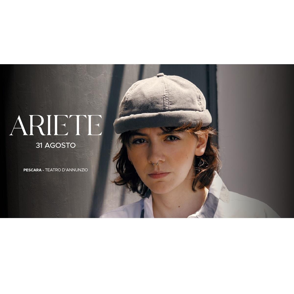 Ariete live a Pescara martedì 31 agosto 2021 foto