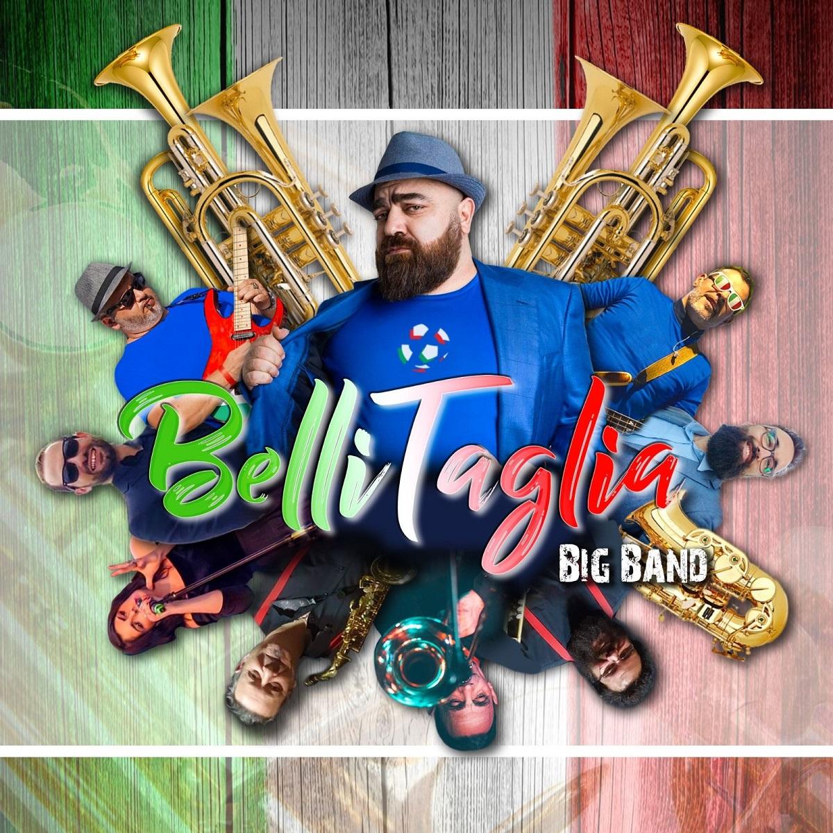 Bellitaglia Big Band sabato 19 giugno a Chieti Scalo foto