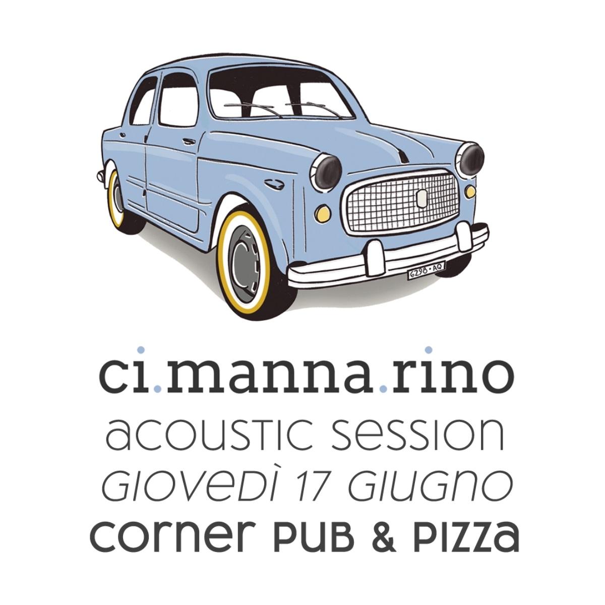 Ci Manna Rino presso il Corner pub & pizza foto