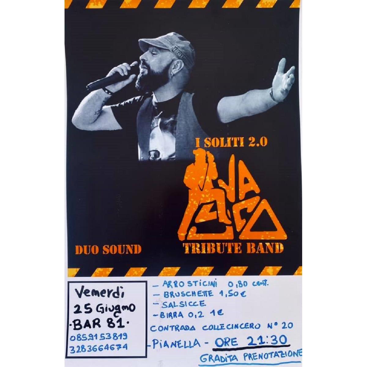 Duo sound tribute band Vasco Rossi presso Bar 81 foto