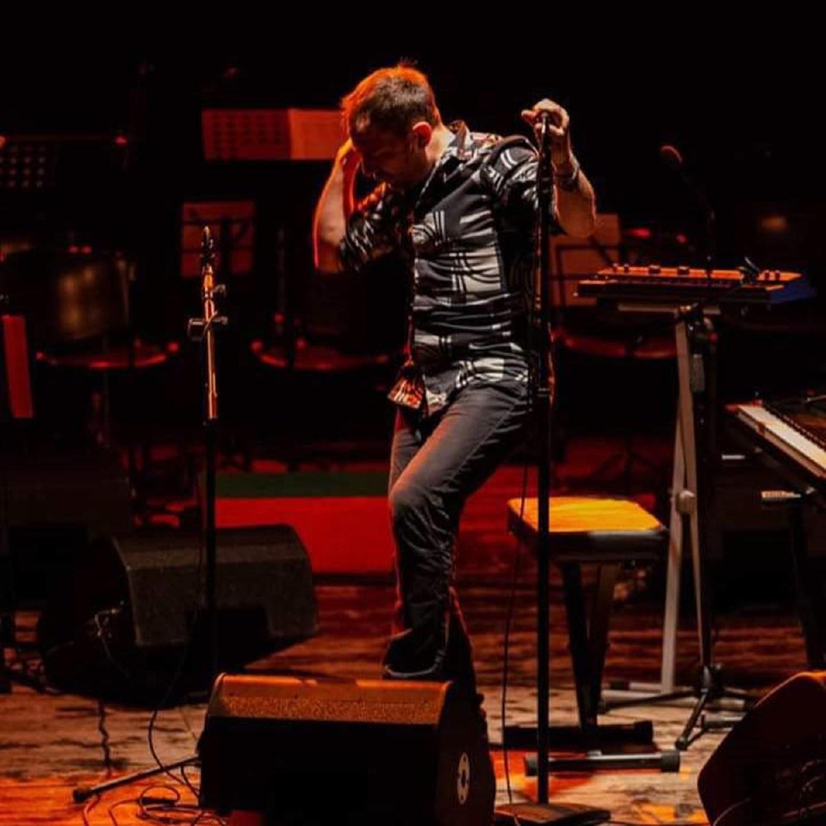Gianlucavox & his Favorite Songs a Chieti 13 giugno 2021 foto