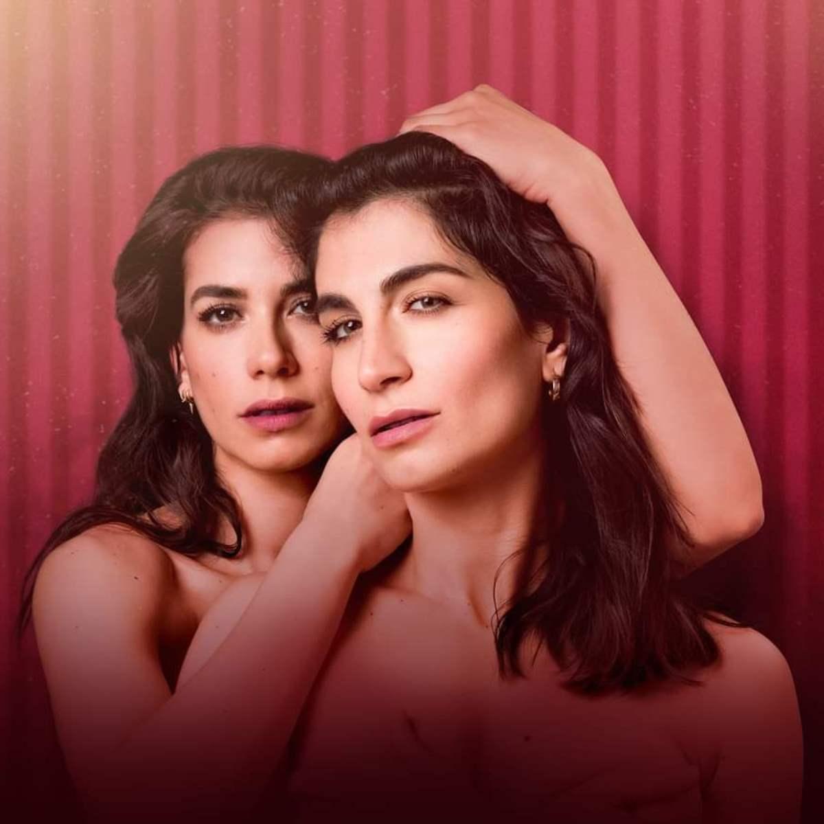 Giulia e Paola Michelini a Pescara mercoledì 14 luglio 2021 foto