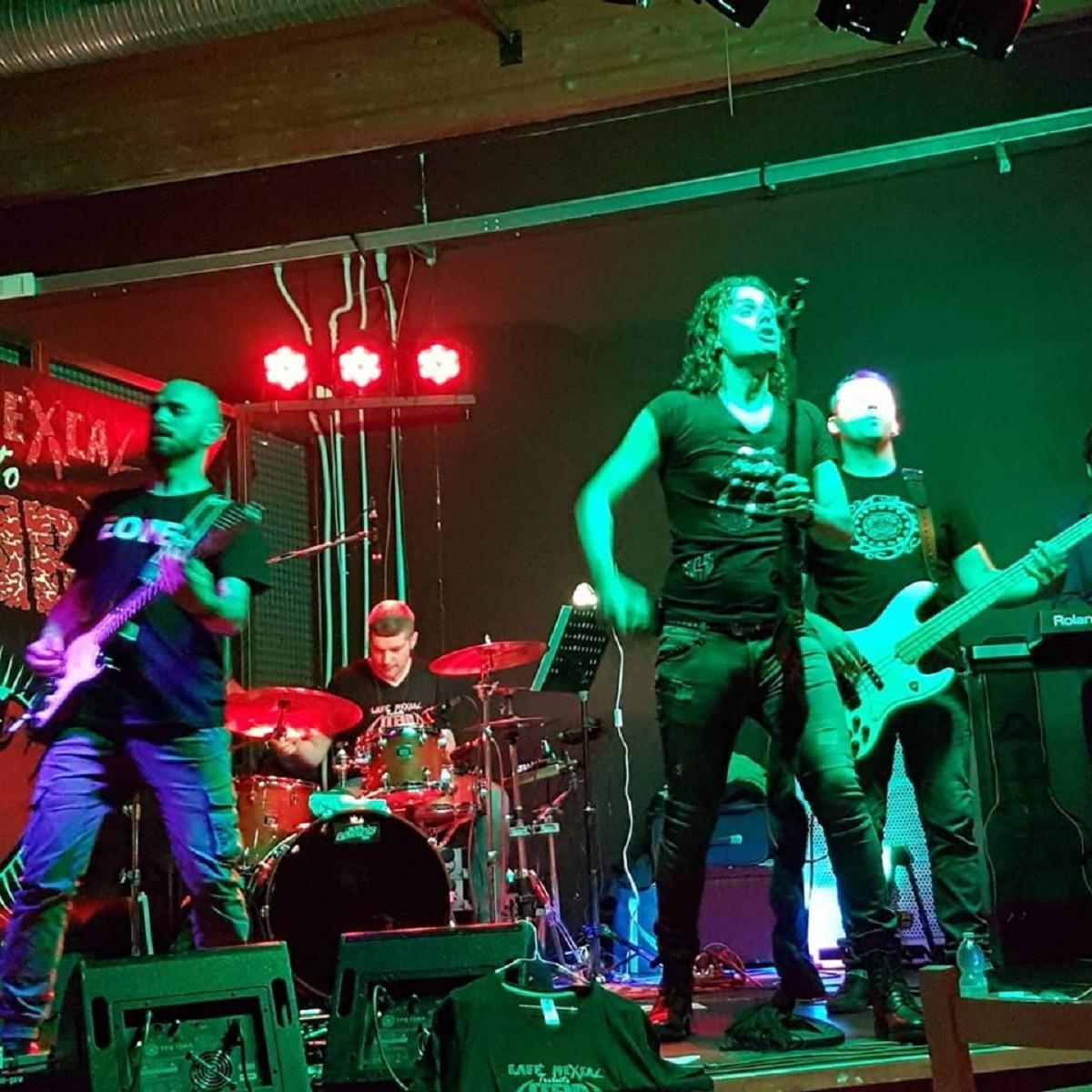 Litfiba Night Show al Loft 128 il 20 agosto 2021 foto