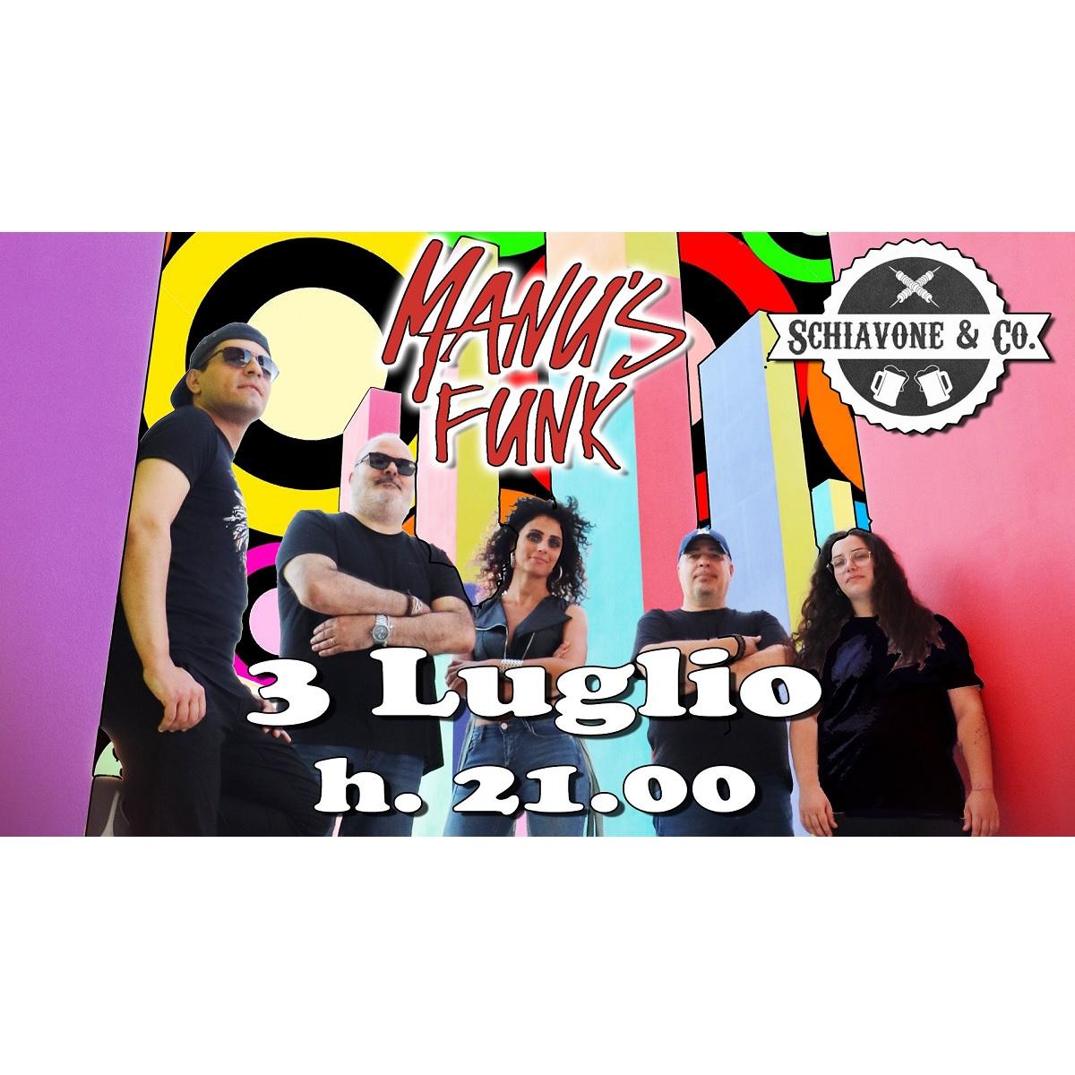 Manu's Funk a San Giovanni Teatino a Schiavone foto