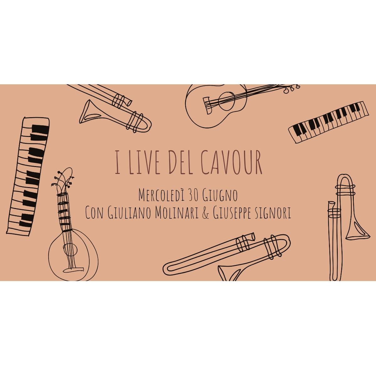 Mercoledì 30 giugno tornano i live del Cavour foto