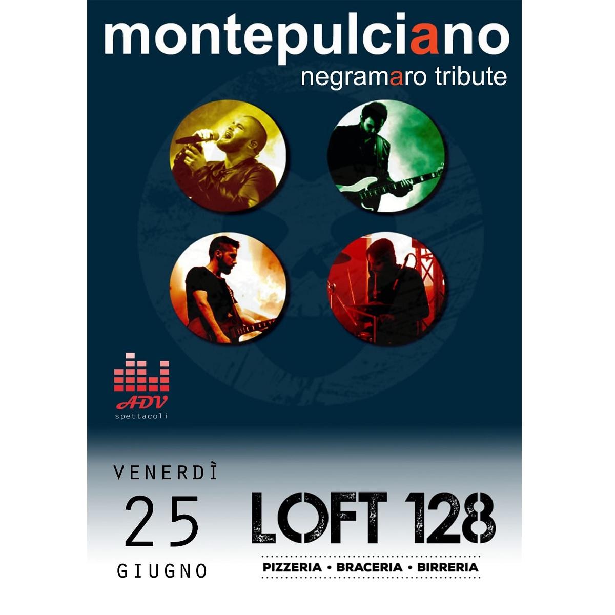 Montepulciano Tribute Band Negramaro 25 luglio 2021 foto