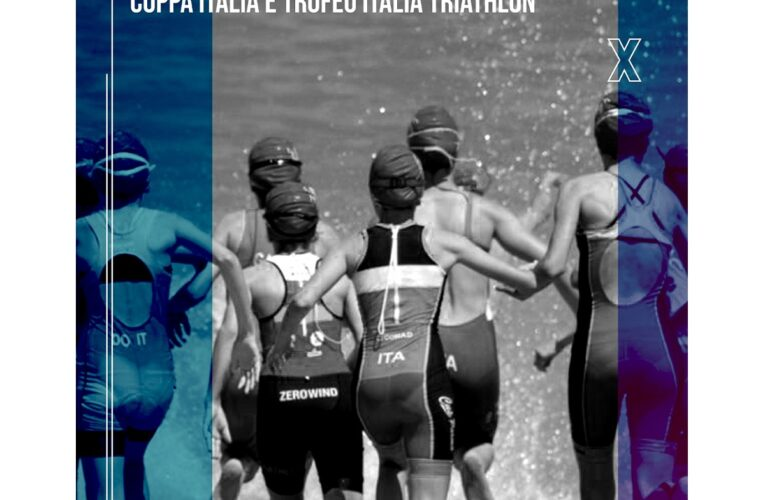 Montesilvano: campionati italiani giovanili di aquathlon