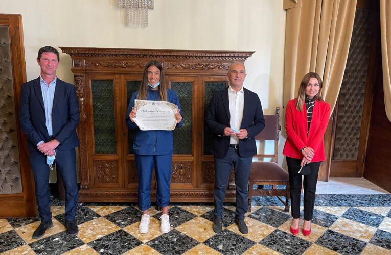 Nuoto: Valentina Procaccini campionessa italiana
