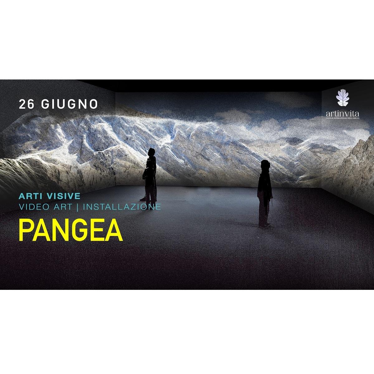 Pangea di Simon Rouby a Crecchio 26 giugno 2021 foto