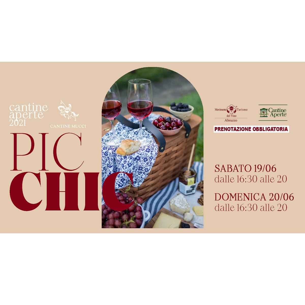 Pic Chic #CantineAperte2021 a Torino di Sangro foto